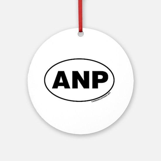 Acadia National Park, ANP Ornament (Round)