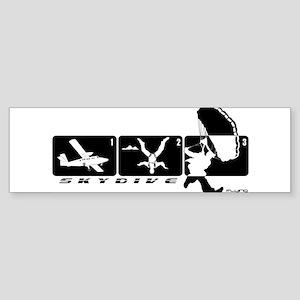 JumpStages2 Bumper Sticker