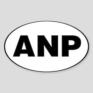 Arches National Park, ANP Sticker