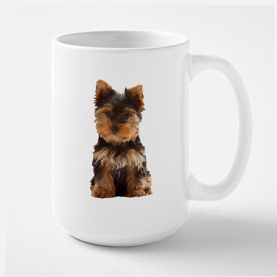 Yorkie Large Mug