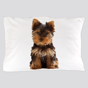 Yorkie Pillow Case