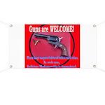 GunsWELCOME Banner