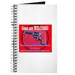 GunsWELCOME Journal