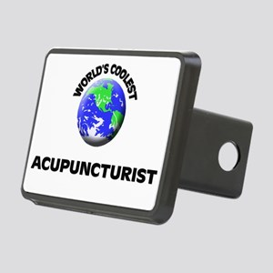 World's Coolest Acupuncturist Hitch Cover