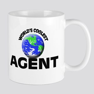 World's Coolest Agent Mug
