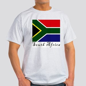 South Africa Ash Grey T-Shirt