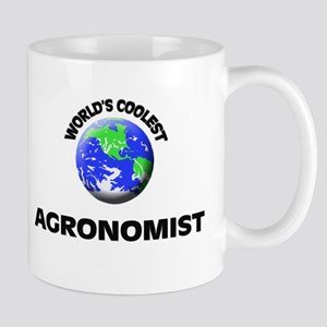 World's Coolest Agronomist Mug