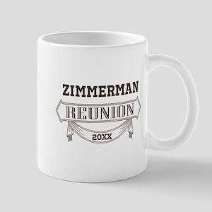 Reunion Banner (custom) Mug