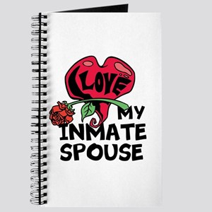 I love My Inmate Spouse Journal