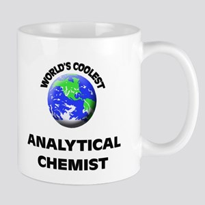 World's Coolest Analytical Chemist Mug