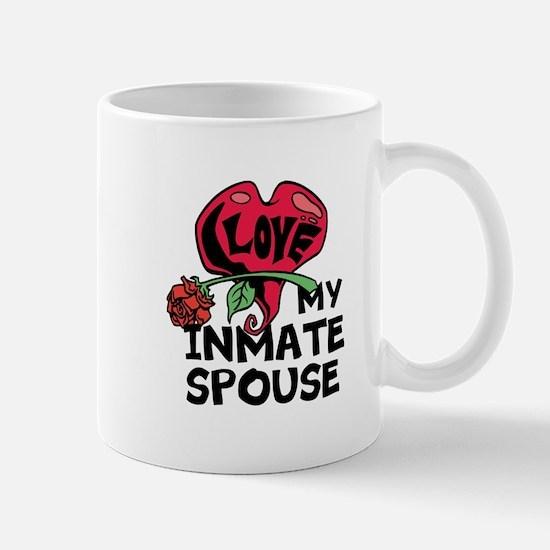 I love My Inmate Spouse Mug