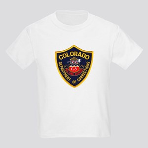 Colorado Corrections Kids T-Shirt
