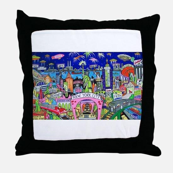 Design #24 Throw Pillow