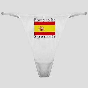 Spain Classic Thong