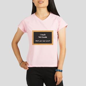 I teach 3rd grade Peformance Dry T-Shirt