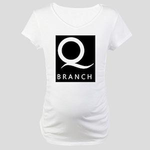 Q Branch Maternity T-Shirt