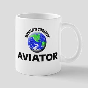 World's Coolest Aviator Mug