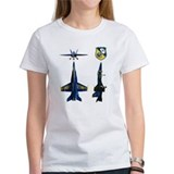 Navy blue angels tahirts Women's T-Shirt