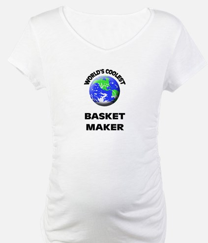 World's Coolest Basket Maker Shirt