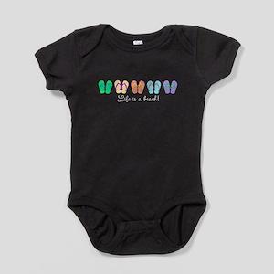 Personalize It, Flip Flop Baby Bodysuit