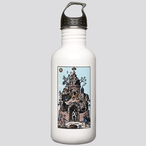 Christian Rosencruetz Water Bottle