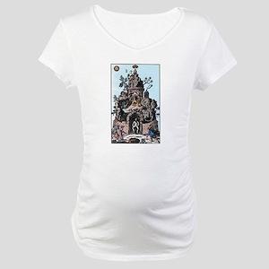 Christian Rosencruetz Maternity T-Shirt