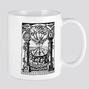 Jachin-Boaz Pillars Mug