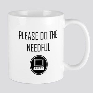 Please do the Needful - Modern Mug