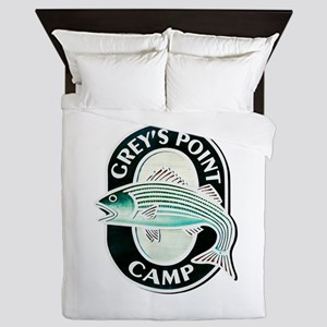 Greys Point Camp Queen Duvet