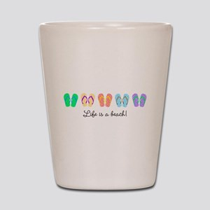 Personalize It, Flip Flop Shot Glass