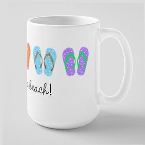 Personalize It, Flip Flop Mug