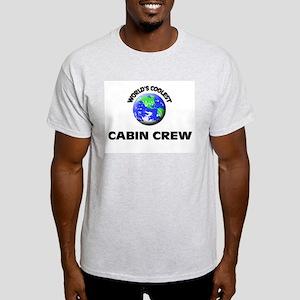 World's Coolest Cabin Crew T-Shirt