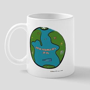 Earth Without Art Animals Mug