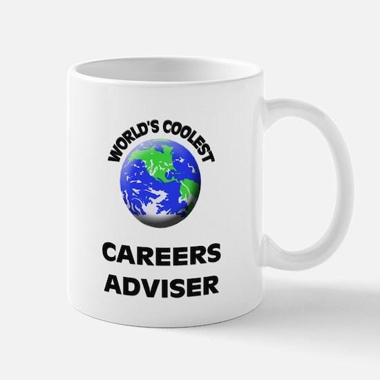 World's Coolest Careers Adviser Mug