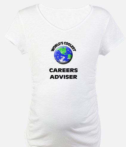 World's Coolest Careers Adviser Shirt