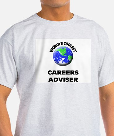 World's Coolest Careers Adviser T-Shirt