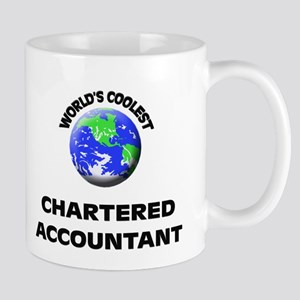 World's Coolest Chartered Accountant Mug