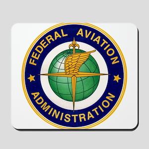 FAA logo Mousepad