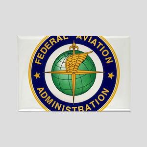 FAA logo Rectangle Magnet