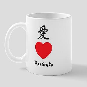 """Ai"" Love Pachinko Coffee Mug"