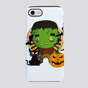 Green Monster Halloween iPhone 7 Tough Case