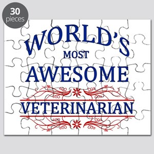 World's Most Awesome Veterinarian Puzzle