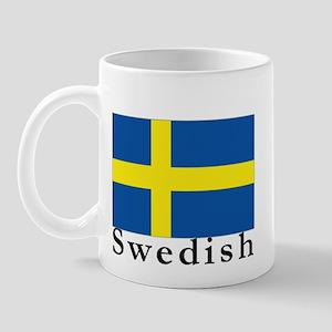 Sweden Mug