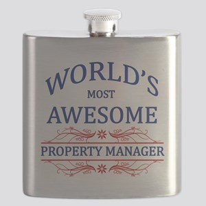 World's Most Awesome Property Manager Flask