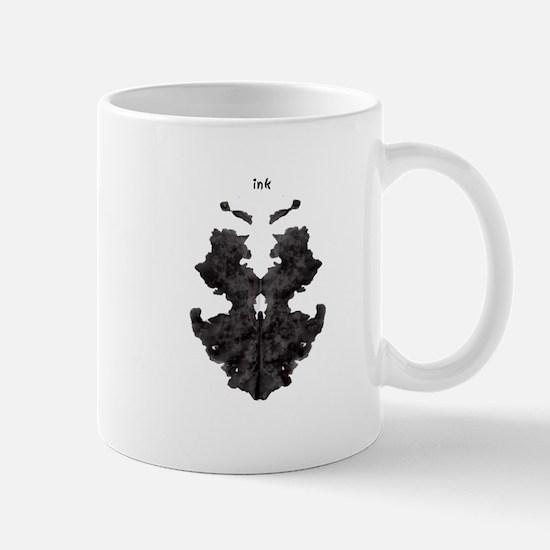 Ink blot 2 Mug
