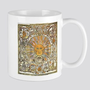 Sun with Faces Mug
