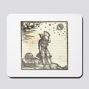 Ptolemy Astrology Mousepad