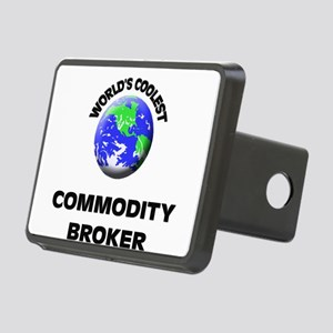 World's Coolest Commodity Broker Hitch Cover
