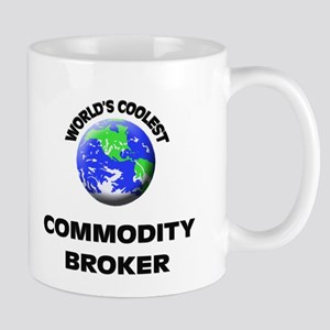 World's Coolest Commodity Broker Mug