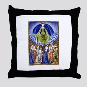Venus in Astrology Throw Pillow